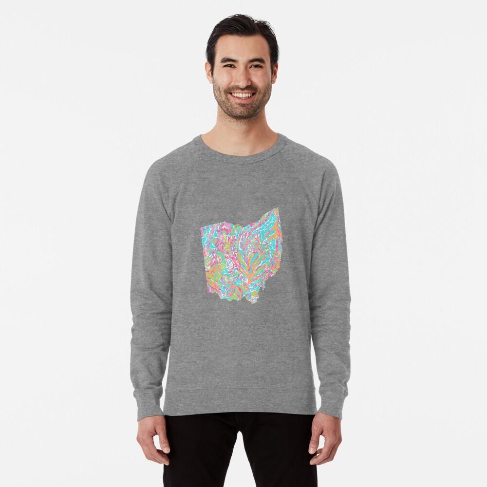 Lilly States - Ohio Lightweight Sweatshirt