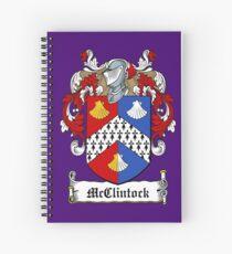 McClintock (Donegal) Spiral Notebook