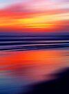 Beach a Blaze by David Alexander Elder