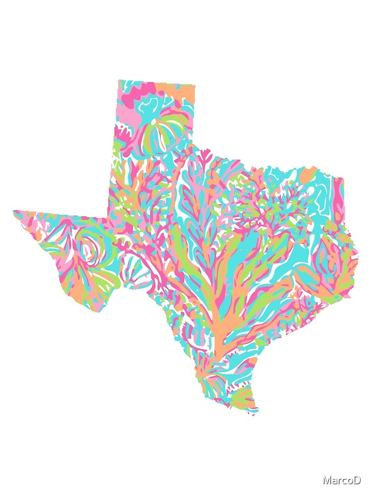 Lilly States - Texas by MarcoD