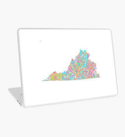 Lilly States - Virginia Laptop Skin