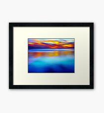 Colorific Night Framed Print