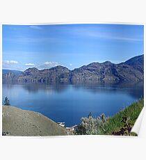 Lake Okanagan Poster