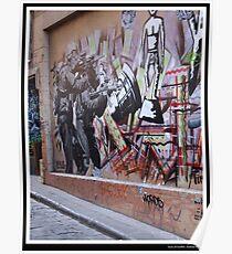 Guns of Graffiti Poster