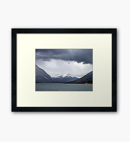 A Far and Wondrous Place Framed Print