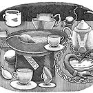 Tea Party by Gavin L. O'Keefe