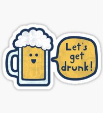Drinking Buddy Sticker