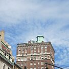 Manhattan Roof Top by Patricia127