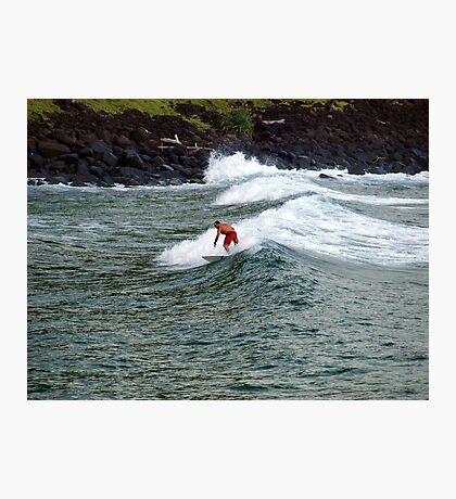 Any Swell Will Do Photographic Print