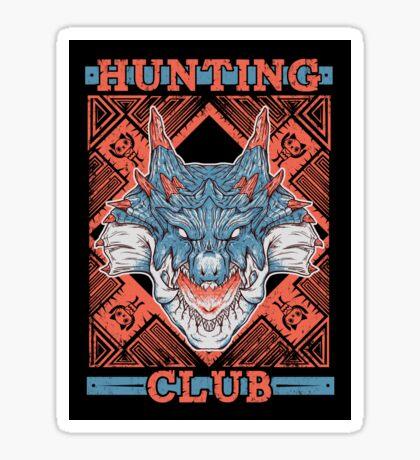 Hunting Club: Lagiacrus Sticker