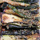 Marinated Eggplant by Janie. D