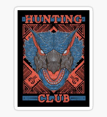 Hunting Club: Nargacuga Sticker
