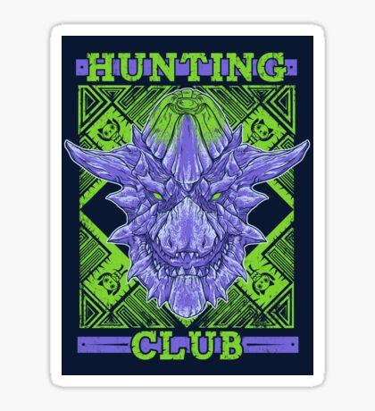 Hunting Club: Brachydios Sticker