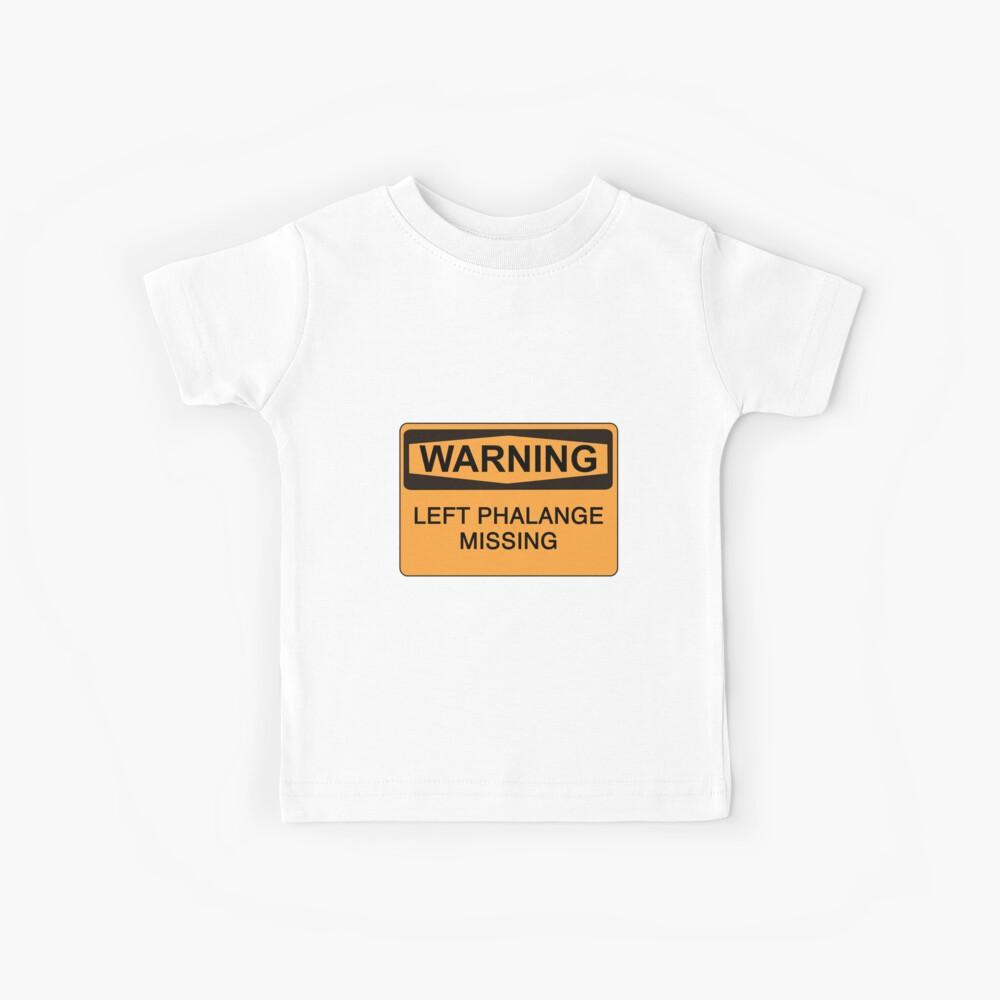 Linke Phalange Kinder T-Shirt