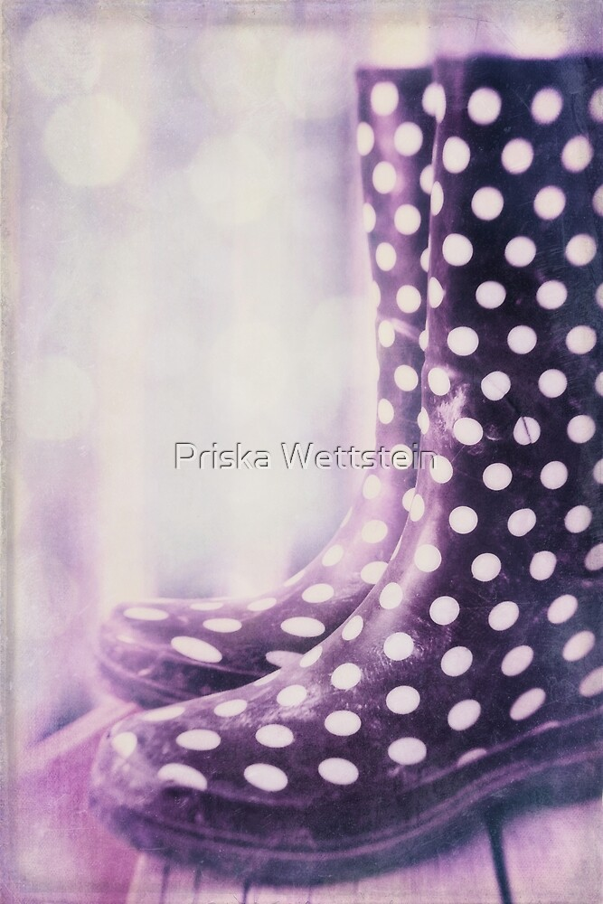 waiting for the rain by Priska Wettstein