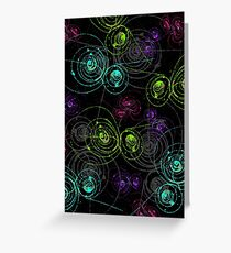 """Momentum and Energy of Elementary Particles""© Greeting Card"