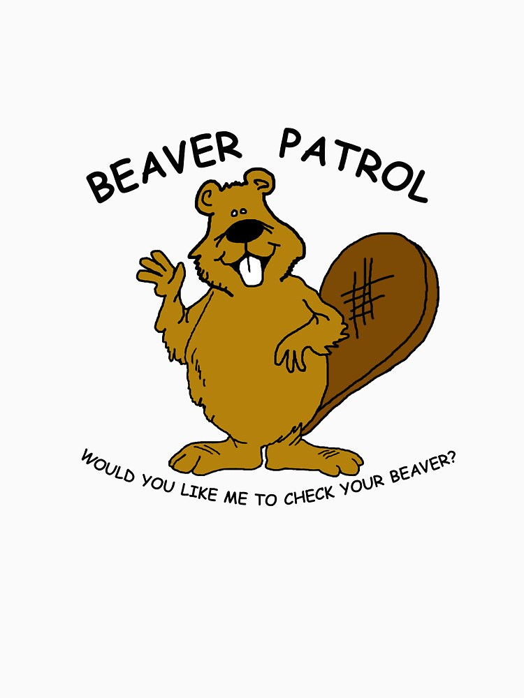 Beaver Patrol  von Petes-tees