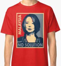 Julia Gillard - No solution  Classic T-Shirt