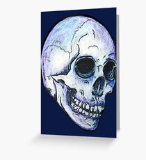 I Want Your Skull  Greeting Card
