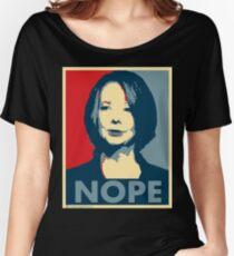 Julia Gillard - Nope Women's Relaxed Fit T-Shirt