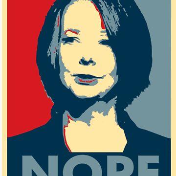 Julia Gillard - Nope by DocMiguel