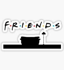 Friends TV Sticker