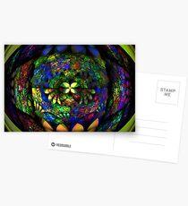 Metamorphosis Postcards