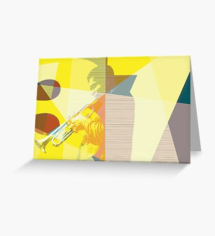 37D Greeting Card