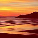 Sleep Tight Sunset by David Alexander Elder