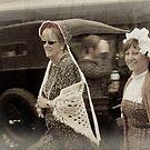 Vintage Ladies by pennyswork