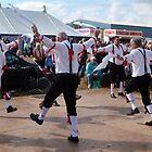 Morris Dancers by John Dunbar