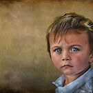 Blue-Eyed Boy by Barbara Manis