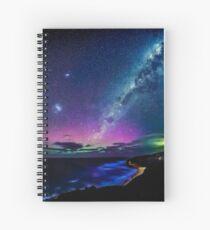 Bells Beach Aurora Australis Spiral Notebook