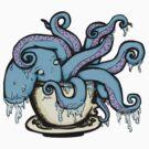 Teacuptopus.  by Jess White