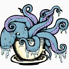 Teacuptopus.  by Jess White