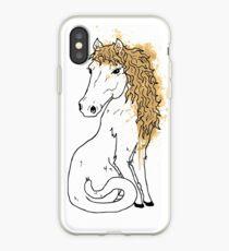 Horsecat iPhone Case