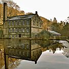 Gibson Mill by daimonic