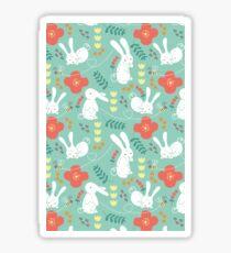 Rabbit Season Sticker