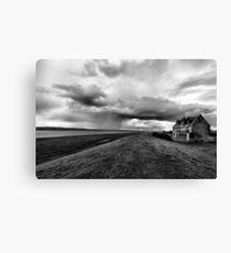 Rain over Severn Canvas Print