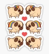 Puglie Pride Sticker