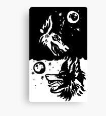 werewolves Canvas Print
