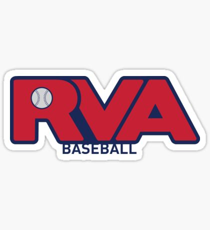 RVA Baseball #2 Sticker