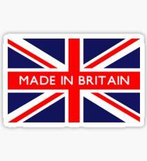 Made in Britain UK British Union Jack Flag Sticker