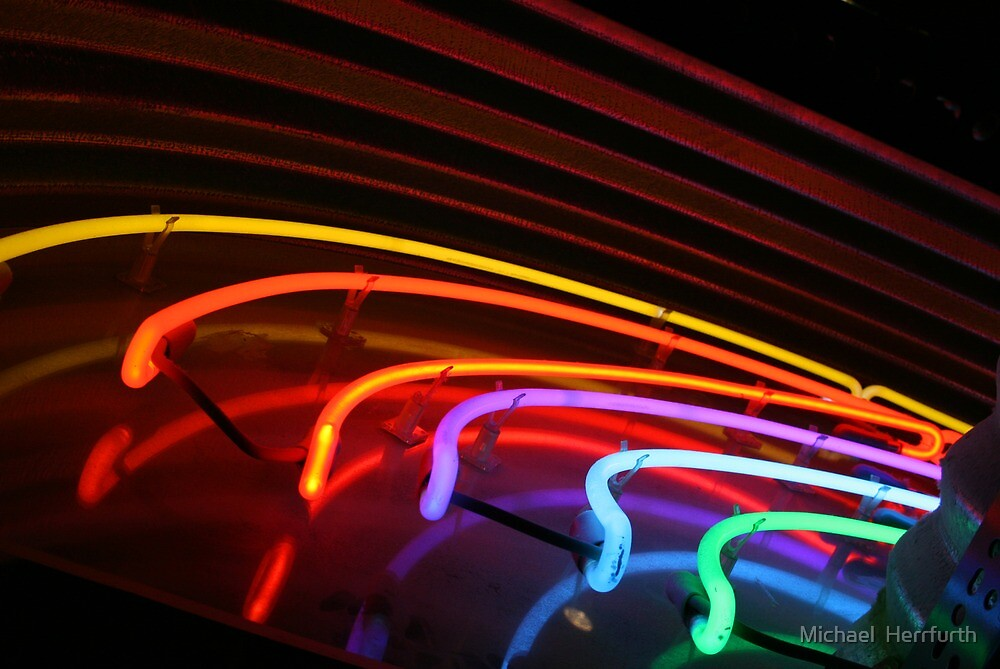 Neon by Michael  Herrfurth