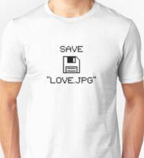 """Save """"Love.jpg"""" V1.1 T-Shirt"""