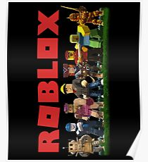 Roblox gift Poster