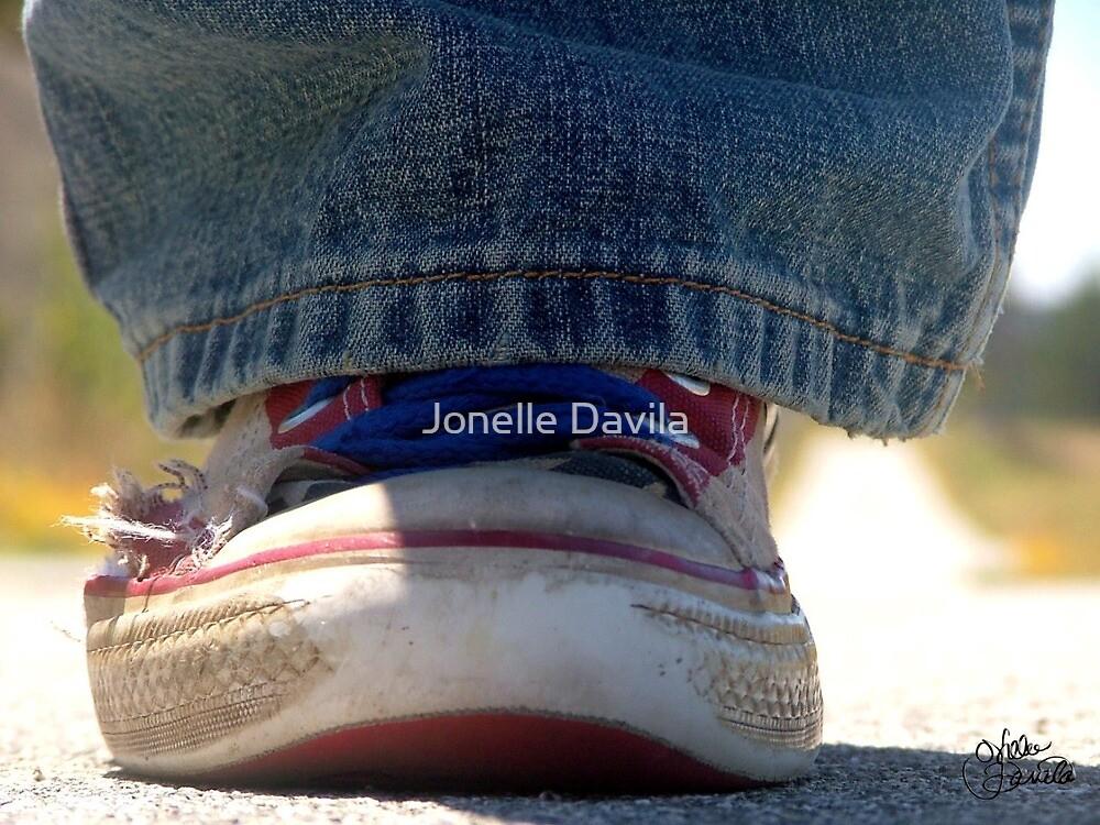 Juli's Shoe by Jonelle Davila