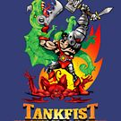 Tankfist Steelhammer – Mightiest of the Mighty by Simon Sherry