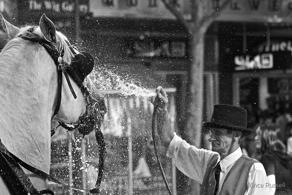 Cooling Down II by Vince Russell