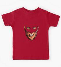 A Hero's Mask Kids Tee